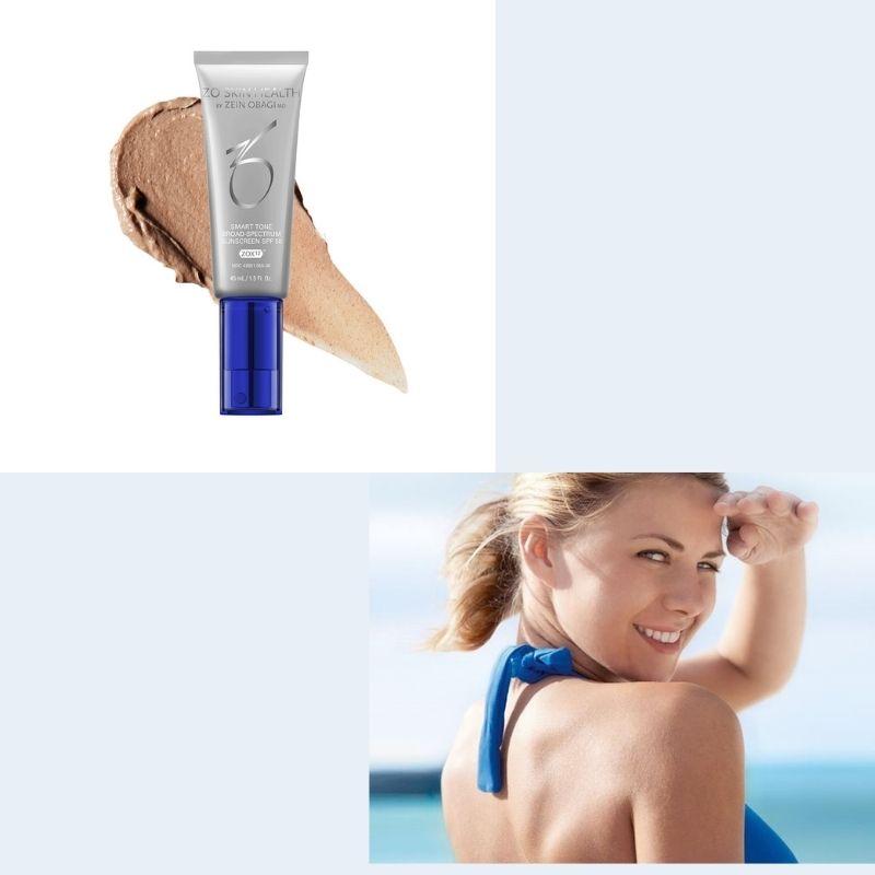 Zo Skin Health Smart Tone SPF 50 chống nắng phổ rộng