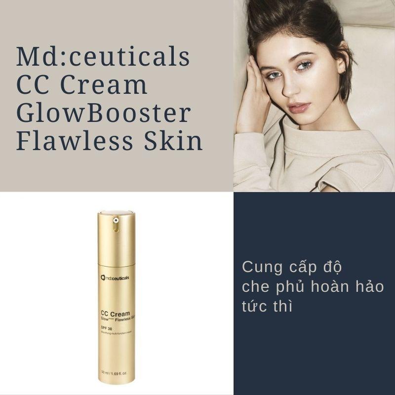 Md:ceuticals CC Cream GlowBooster Flawless Skin