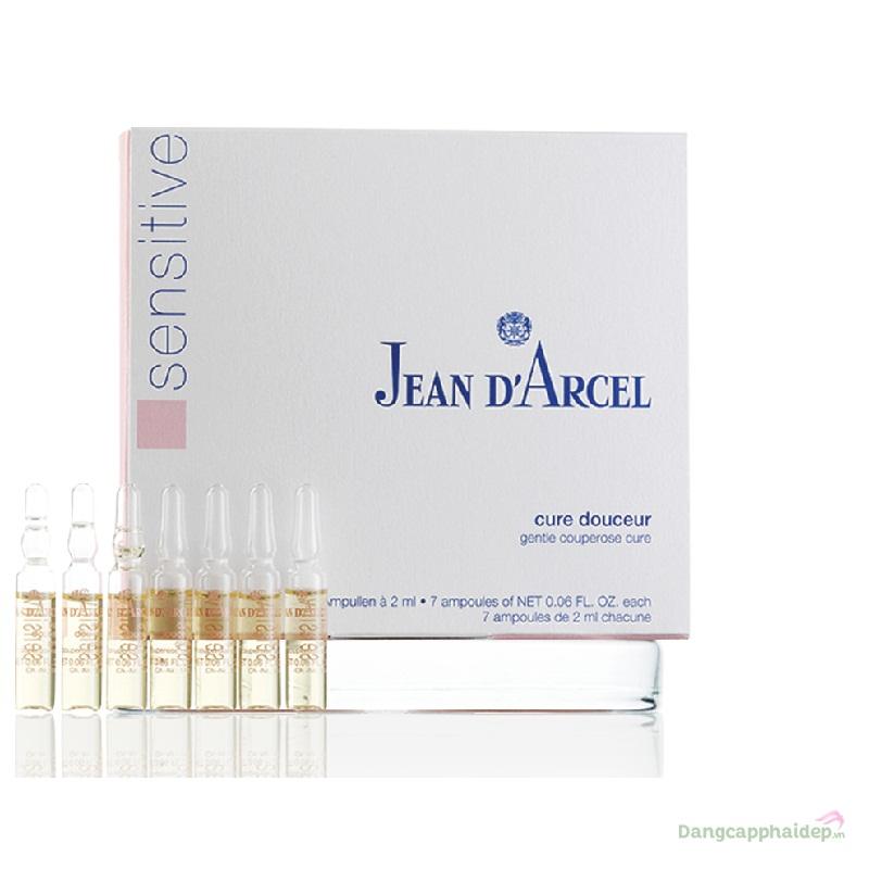 Jean D'Arcel Anti-Stress Cure 1m -  Huyết thanh trị đỏ da giãn tĩnh mạch