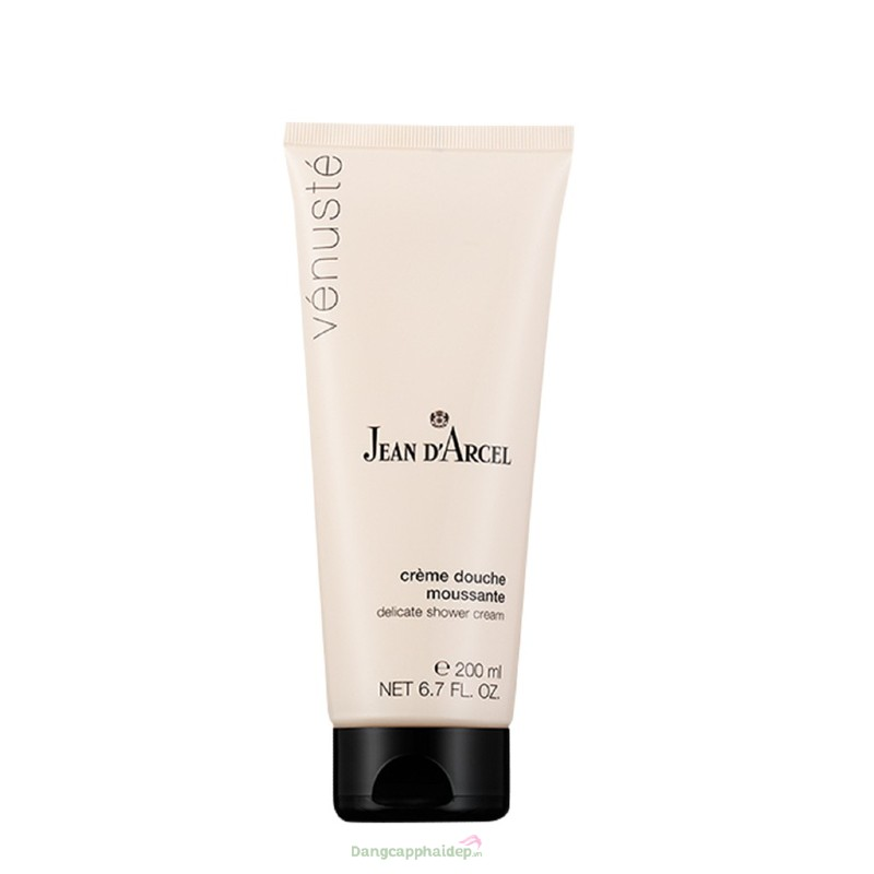Jean D'Arcel Delicate Shower Cream 200ml - Sữa tắm giúp làm mềm mịn da