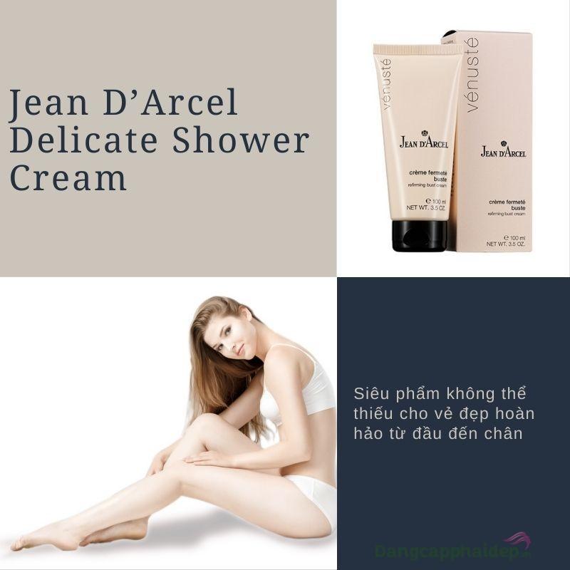 Jean D'Arcel Delicate Shower Cream
