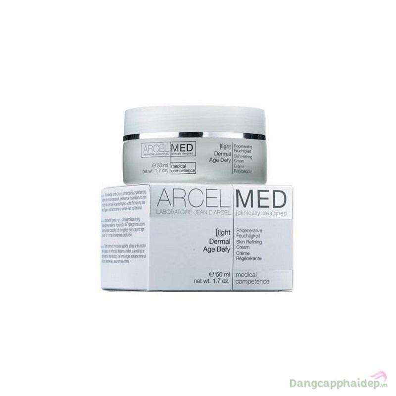 Jean D'Arcel Dermal Age Defy light 50ml - Kem phục hồi da nhạy cảm sau trị liệu
