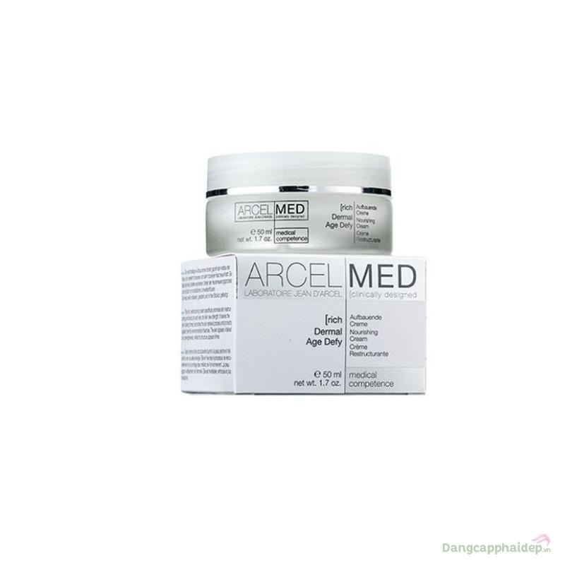 Jean D'Arcel Dermal Age Defy rich 50ml – phục hồi da hư tổn do corticoid