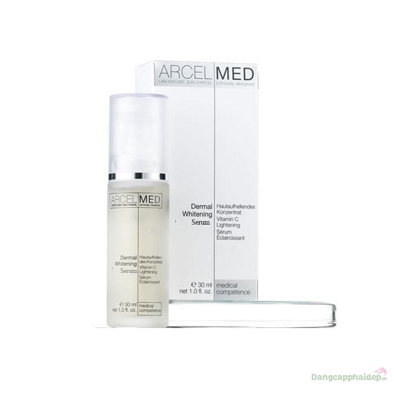 Jean D'Arcel Dermal Whitening Serum 30ml – Tinh chất dưỡng trắng mờ thâm nám