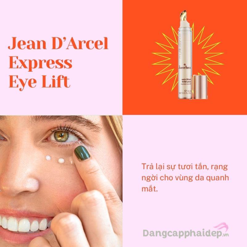 Jean D'Arcel Express Eye Lift