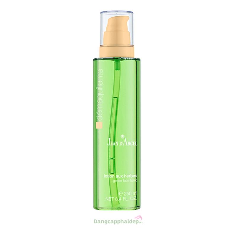 Jean D'Arcel Gentle Face Tonic 250ml – Nước cân bằng cho da khô và da nhạy cảm J06