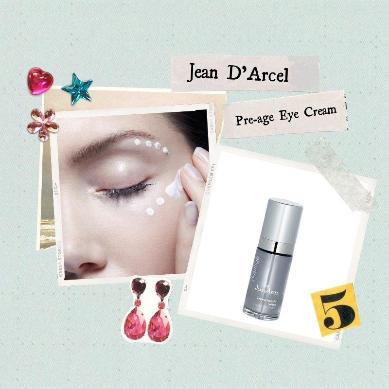 Jean D'Arcel Pre-age Eye Cream