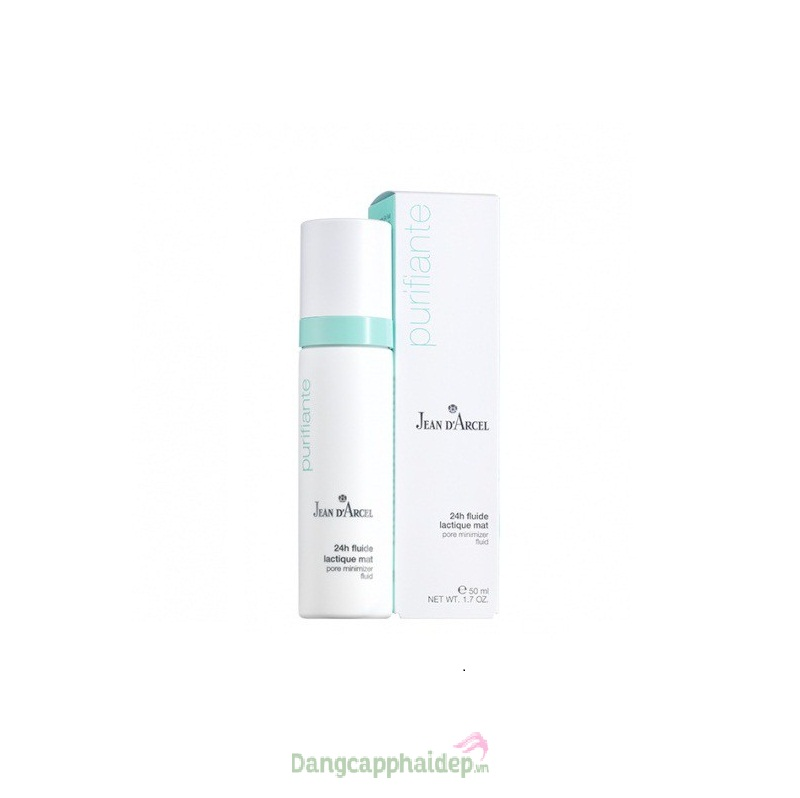 Jean D'Arcel Pore Minimizer Fluid 50 ml – Sữa dưỡng se khít lỗ chân lông