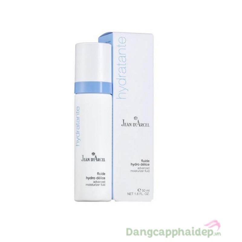 Jean D'Arcel Advanced Moisturizer Fluid 50 ml – Sữa dưỡng ẩm ngăn ngừa lão hóa