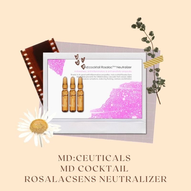 Md:ceuticals Md Cocktail RosalacSens Neutralizer