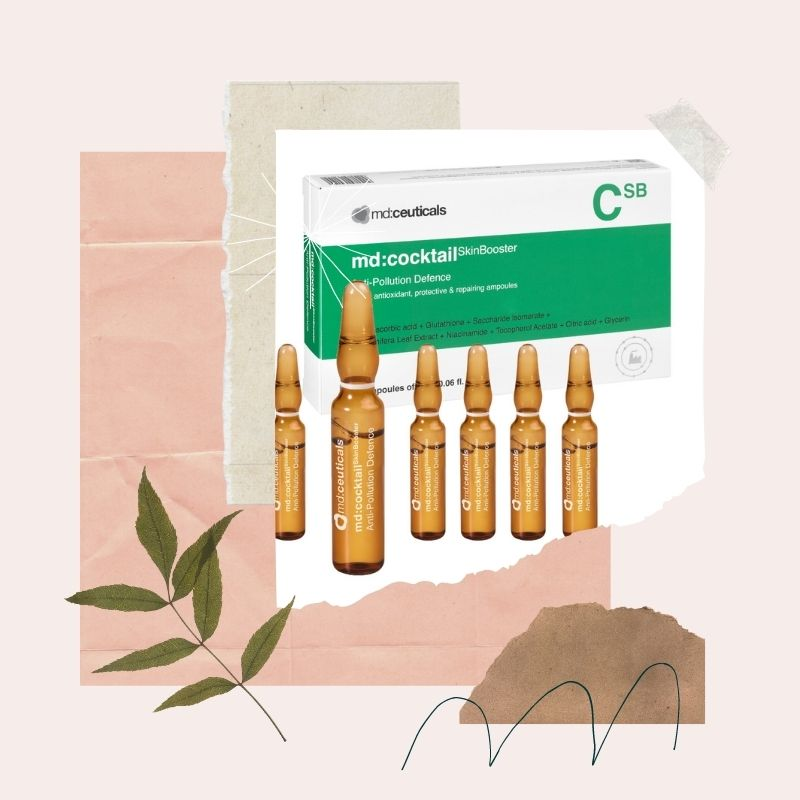 Md:ceuticals Md Cocktail SkinBooster Anti-Pollution Defence