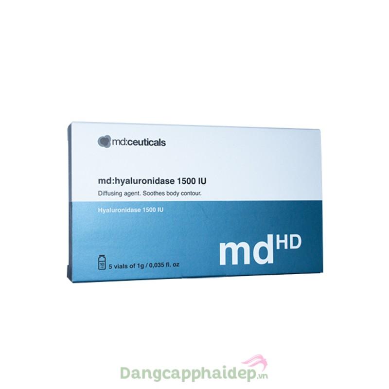 Md:ceuticals Md Hyaluronidase 1500IU - Tiêm tan filler, đào thải mỡ