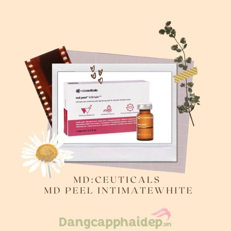 Md:ceuticals Md Peel IntimateWhite