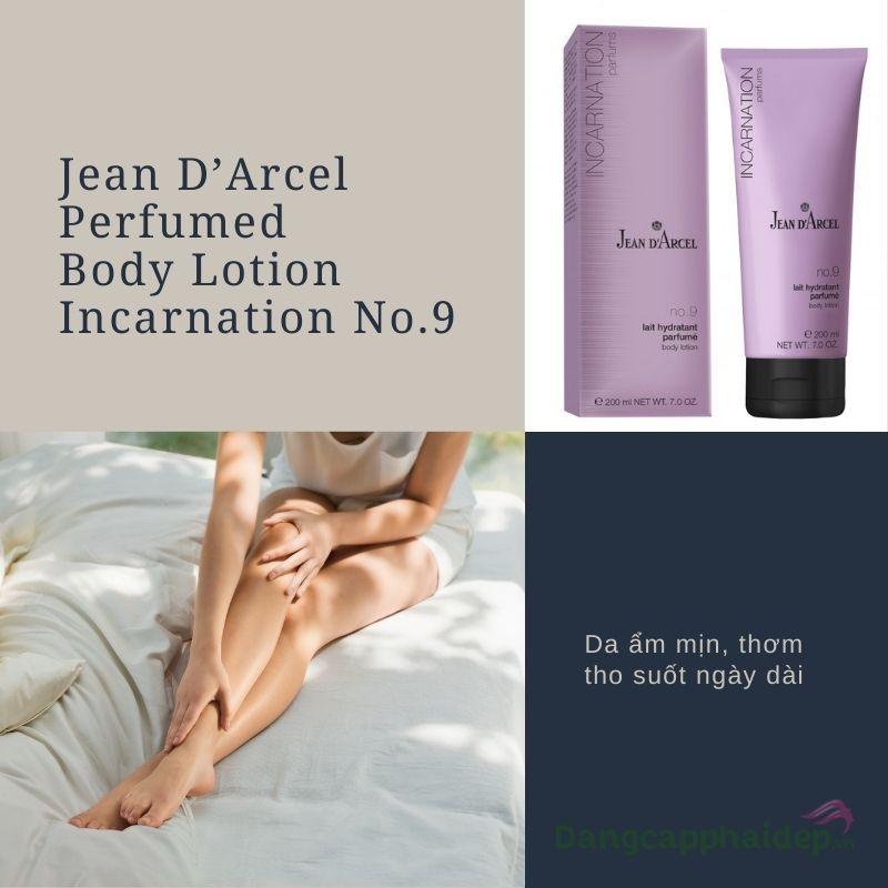 Jean D'Arcel Perfumed Body Lotion Incarnation No.9
