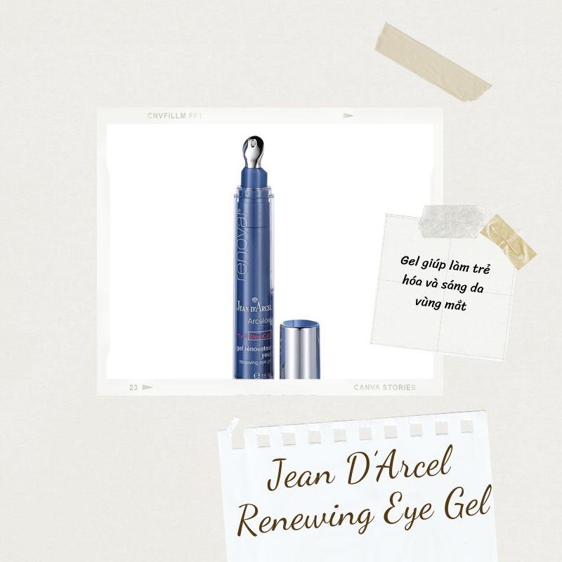 Jean D'Arcel Renewing Eye Gel