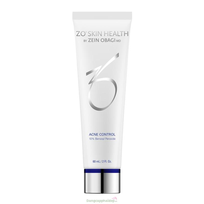 Zo Skin Health Acne Control 60ml - Kem trị mụn trứng cá