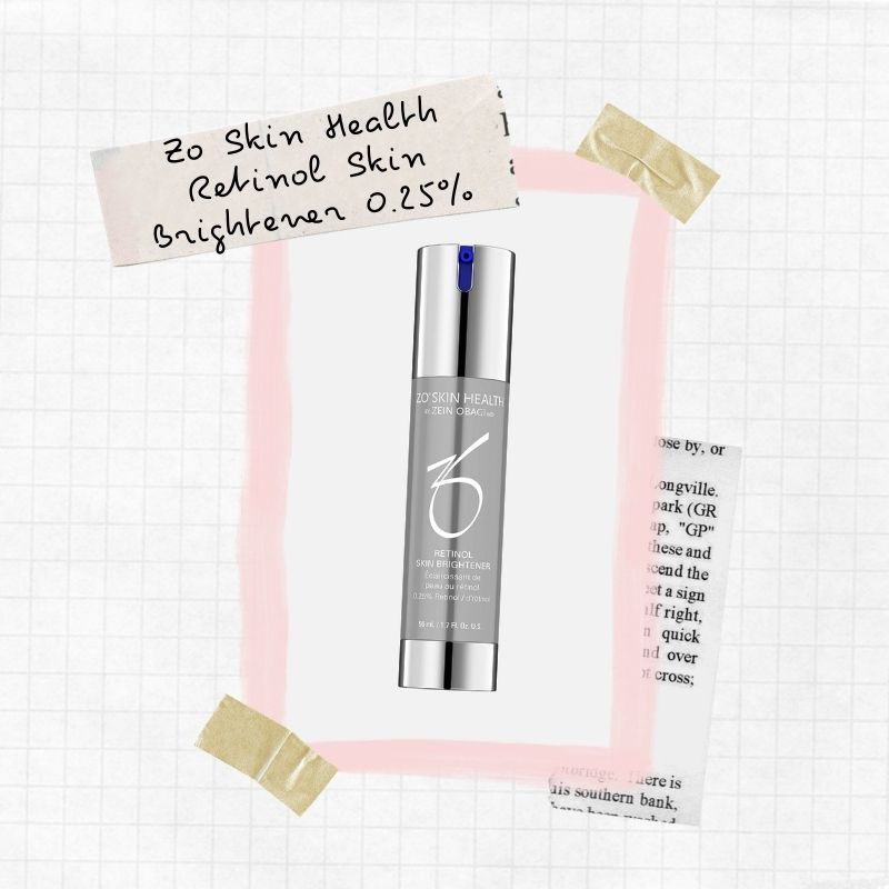 Zo Skin Health Retinol Skin Brightener 0.25%
