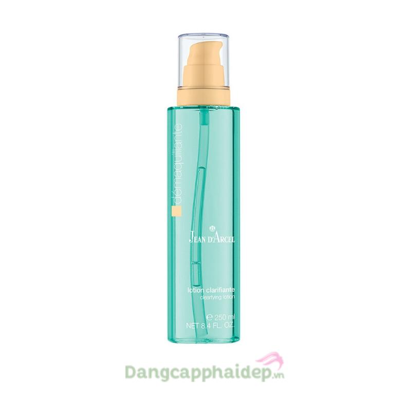Jean D'arcel Clarifying Tonic 250ml J02 - Nước cân bằng cho da dầu và da mụn