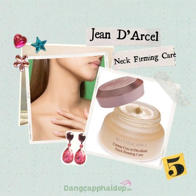 Jean D'Arcel Neck Firming Care