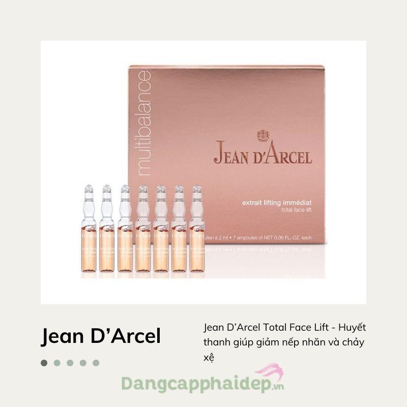 Jean D'Arcel Total Face Lift
