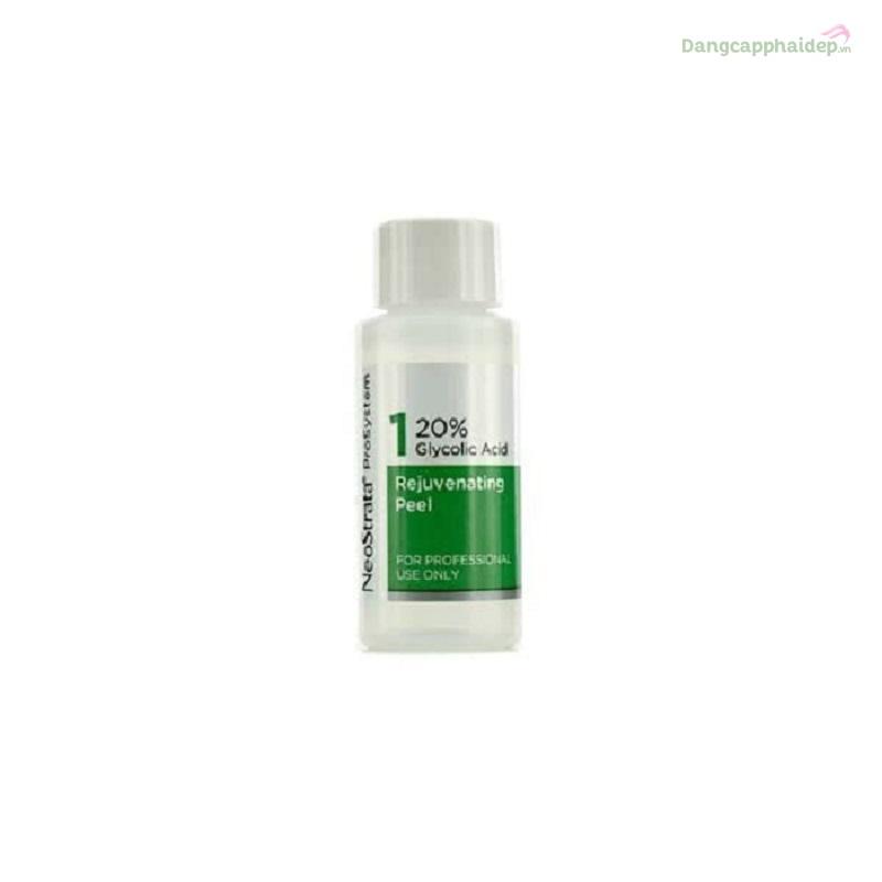 NeoStrata 20% Glycolic Acid Skin Renewal Peel 30ml - Dung dịch peel trẻ hoá da