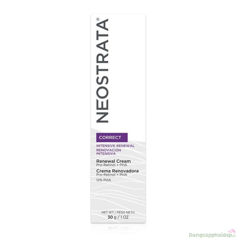 NeoStrata Correct Renewal Cream 30g - Kem dưỡng tái tạo trẻ hoá da