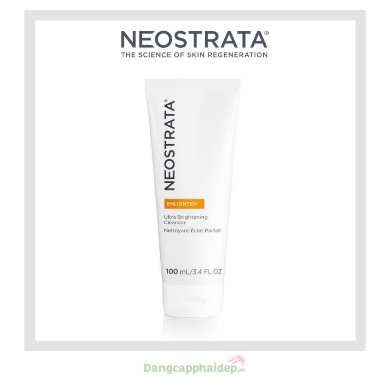 NeoStrata Enlighten Ultra Brightening Cleanser 100ml – Sữa rửa mặt làm sạch sâu và sáng da