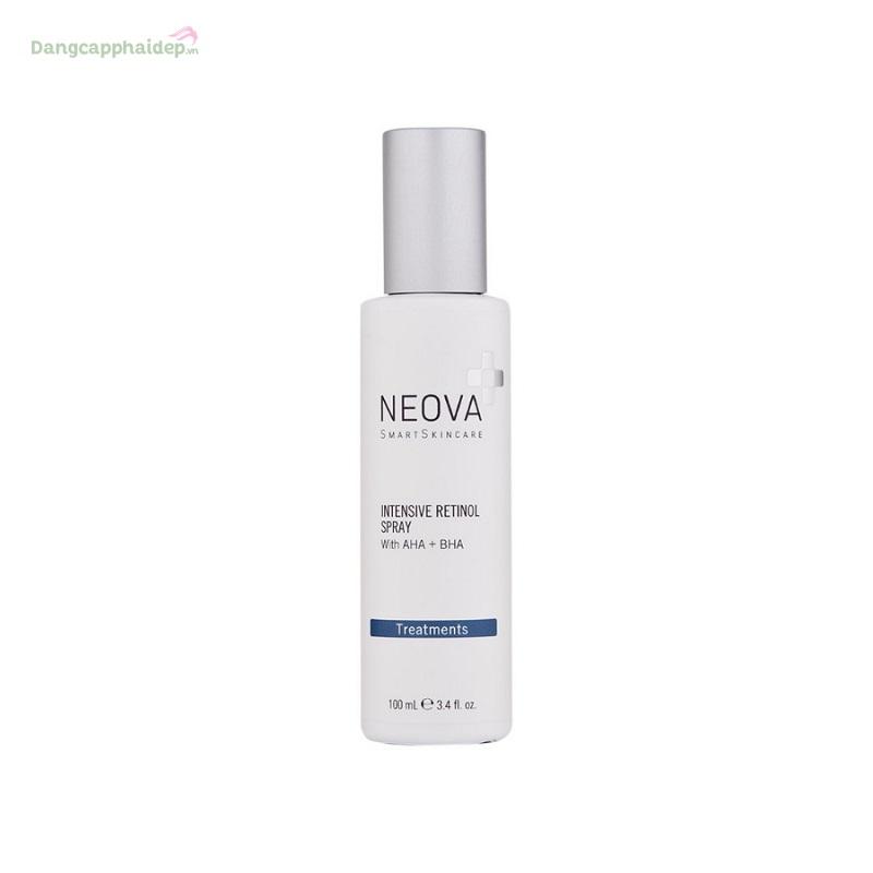 Neova Intensive Retinol Spray 100ml làm sáng da ngừa lão hoá
