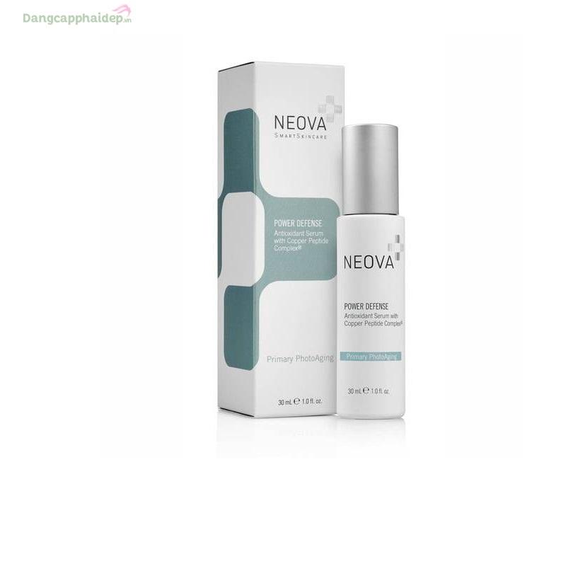 Neova Power Defense 30ml – Serum chống lão hoá tái tạo da