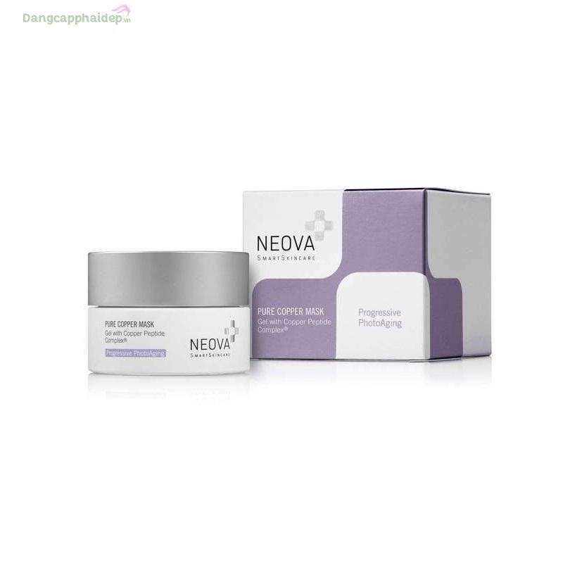 Neova Pure Copper Mask 50ml – Mặt nạ dạng gel dưỡng ẩm sâu cho da