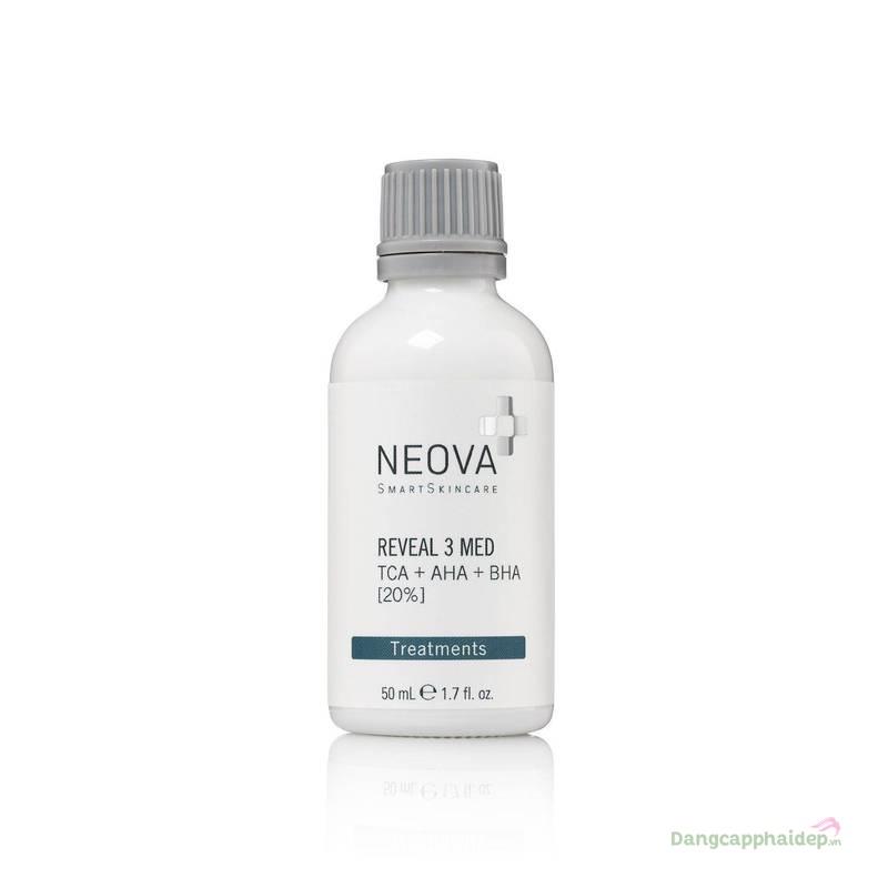 Neova Reveal 3 Med Peel 50ml thay da sinh học tái tạo làm sáng da