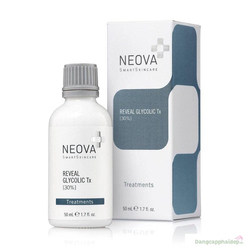 Neova Reveal Glycolic TX 30% tái sinh cho làn da tươi trẻ mịn màng