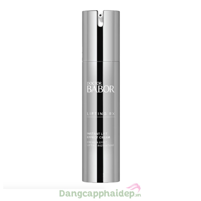Babor Doc Instant Lift Effect Cream - Kem dưỡng ẩm, tái tạo da