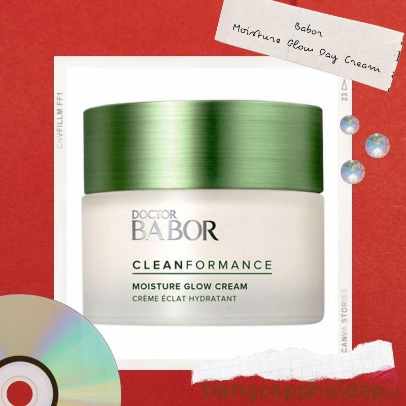 Babor Moisture Glow Day Cream