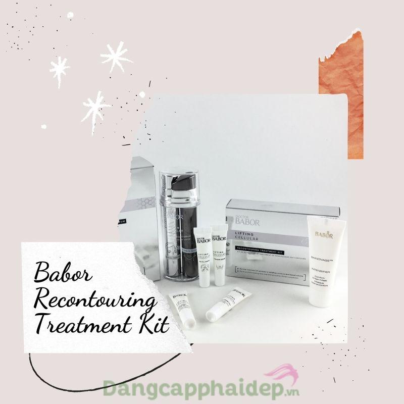 Babor Recontouring Treatment Kit