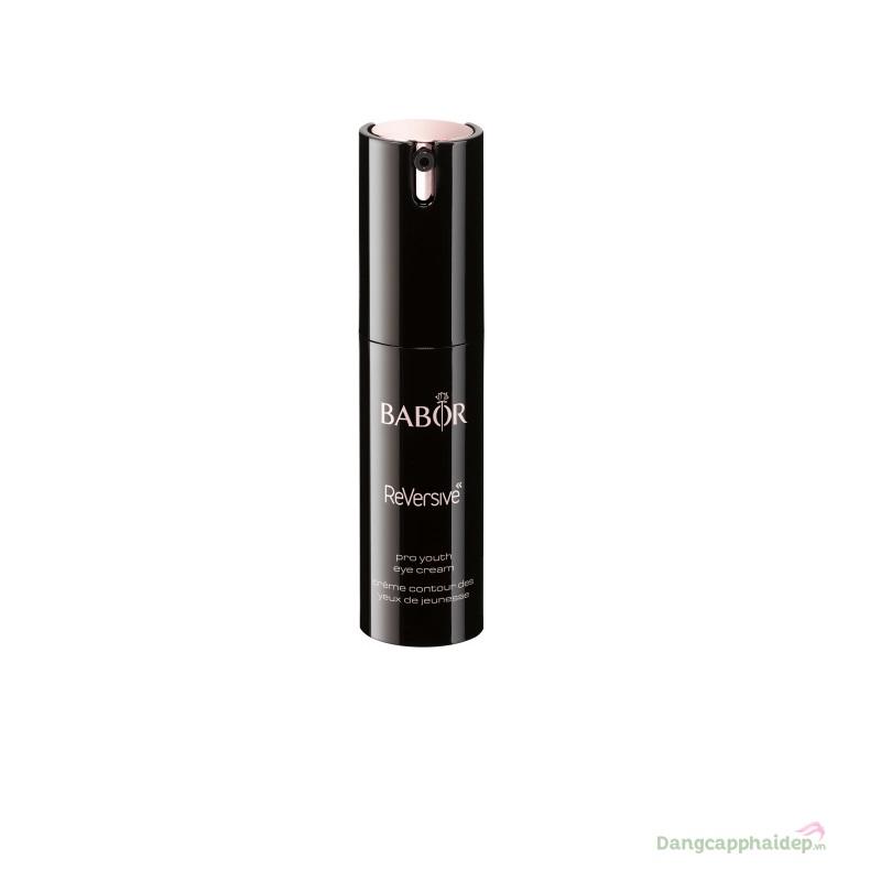 Babor Reversive Pro Youth Eye Cream 15 ml – Kem dưỡng mắt chống lão hoá