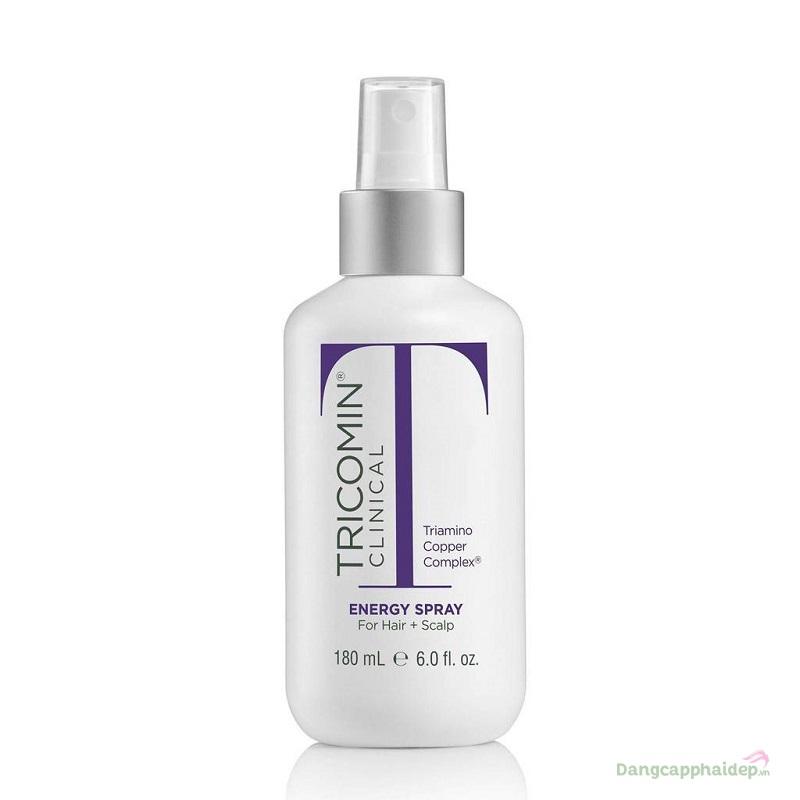 Neova Tricomin Energy Spray 180ml – Xịt làm dày mọc tóc