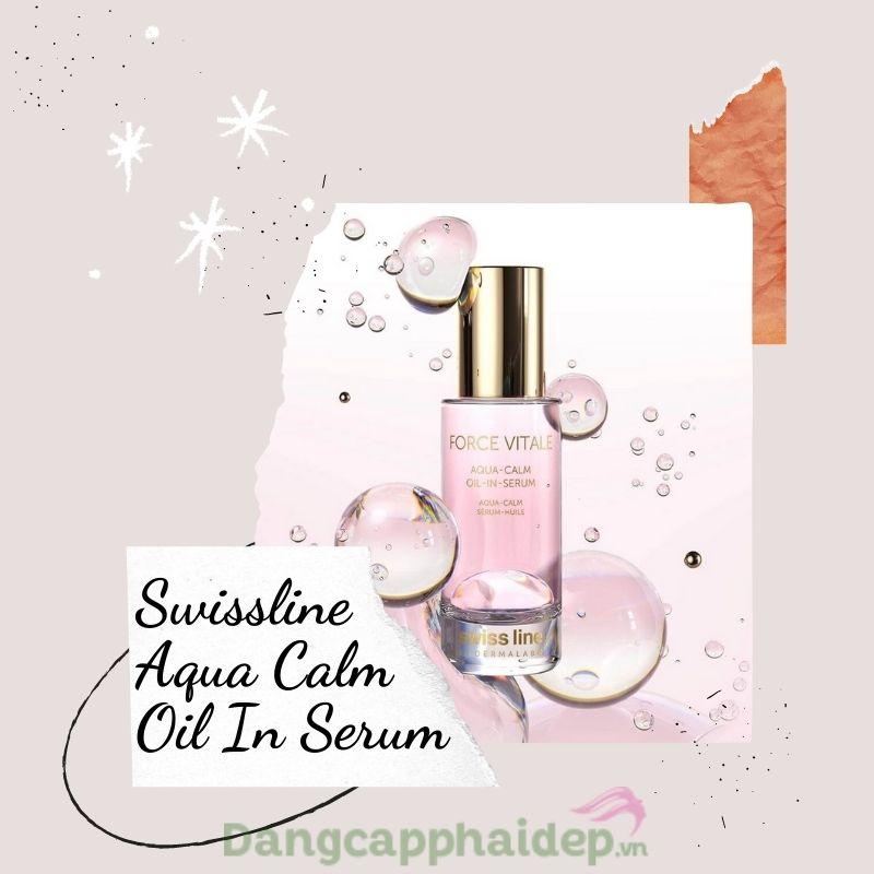 Swissline Aqua Calm Oil In Serum