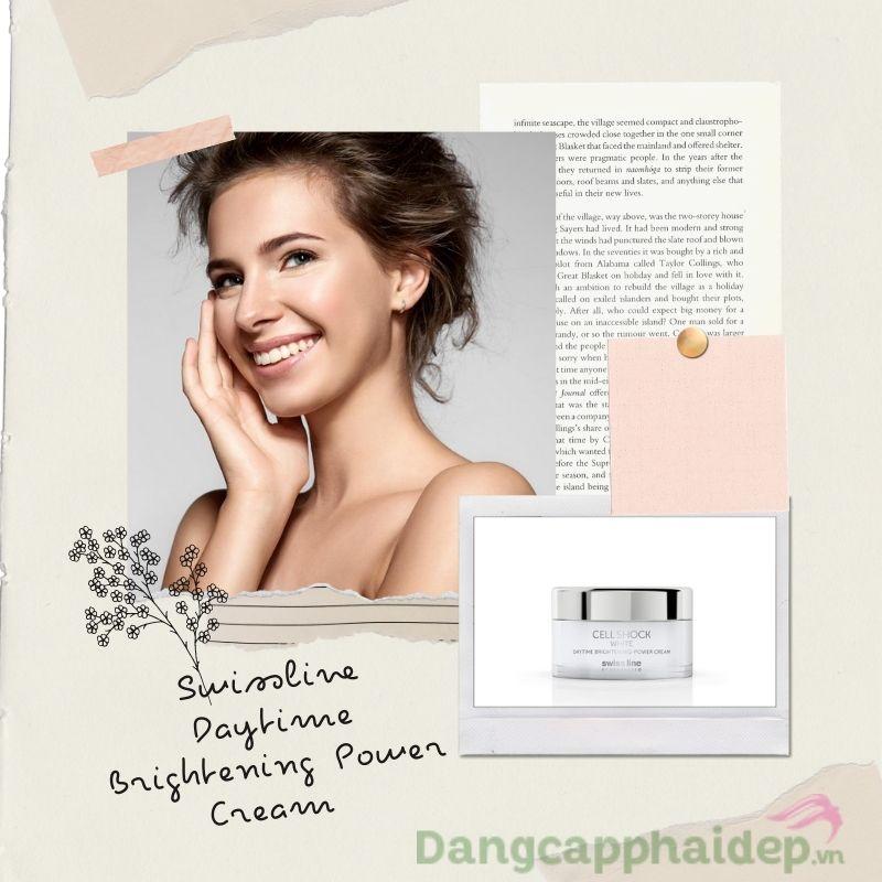 Swissline Daytime Brightening Power Cream