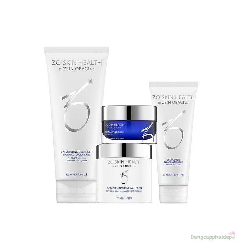 Zo Skin Health Acne Prevention Treatment Program ngừa và trị mụn tận gốc