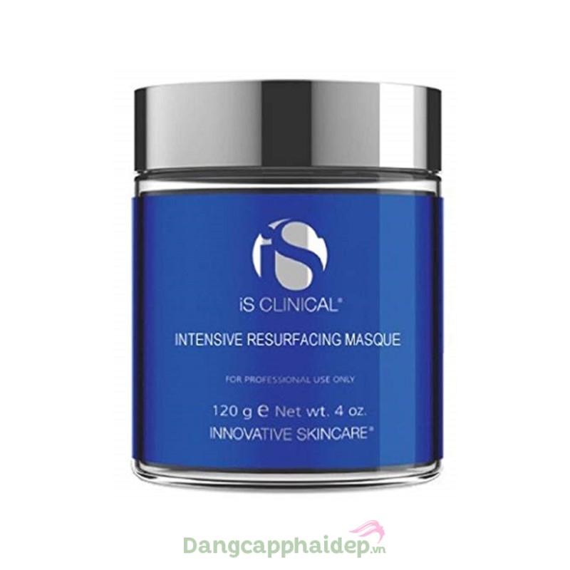 iS Clinical Intensive Resurfacing Masque 120g - Mặt nạ tẩy tế bào chết, tái tạo da