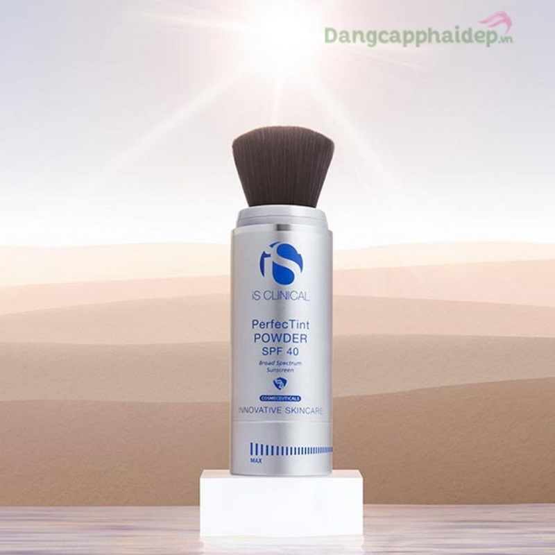 iS Clinical Perfectint Powder SPF40 Ivory