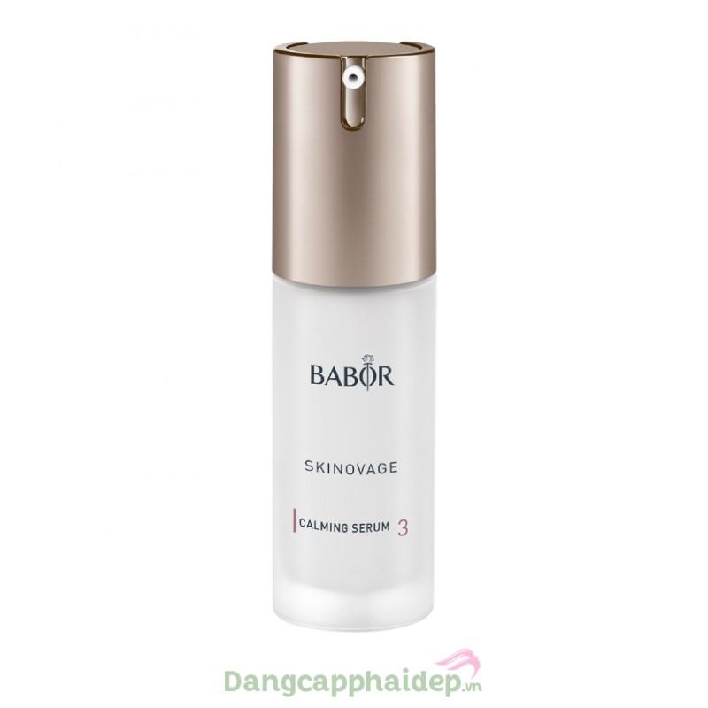 Babor Skinovage Calming Serum 30ml - Tinh chất làm dịu da, giảm kích ứng