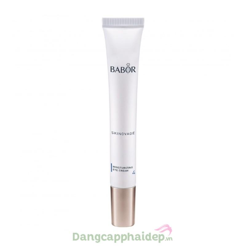 Babor Skinovage Moisturizing Eye Cream 15ml - Kem dưỡng ẩm, giảm thâm quầng, làm căng mịn vùng mắt
