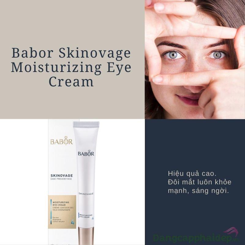 Babor Skinovage Moisturizing Eye Cream