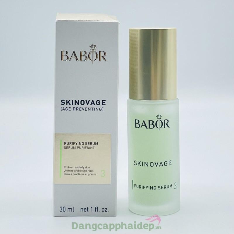 Babor Skinovage Purifying Serum