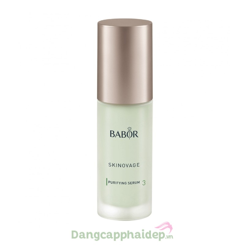 Babor Skinovage Purifying Serum 30ml - Tinh chất trị mụn