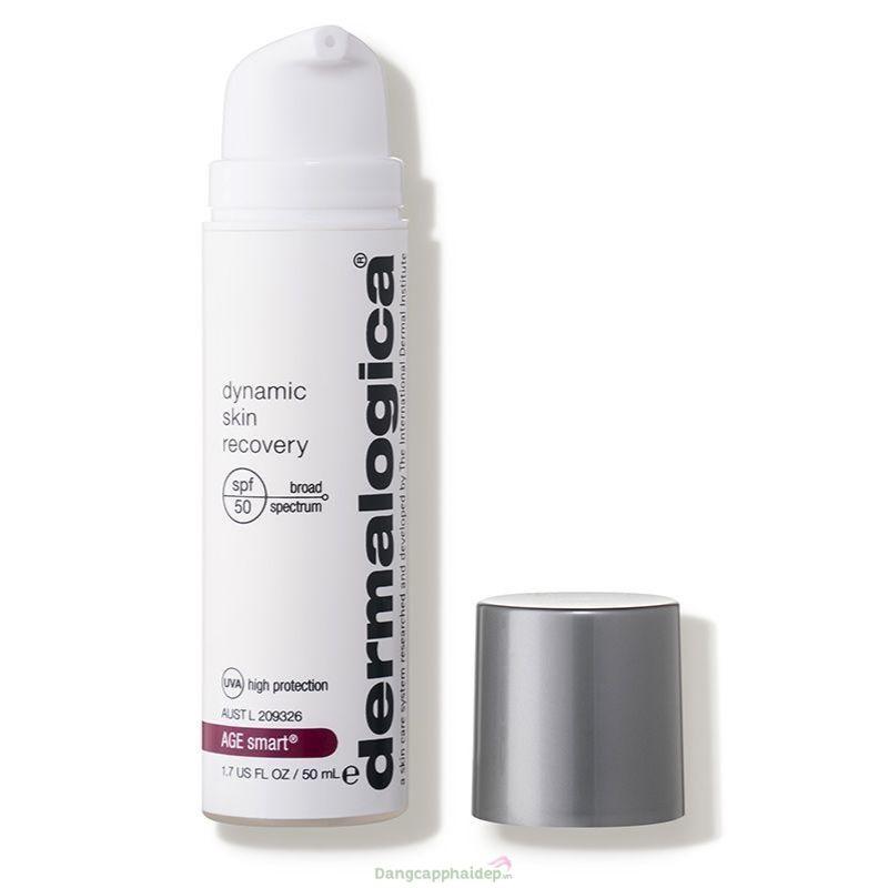 Dermalogica Dynamic Skin Recovery SPF 50 50ml– Kem Dưỡng Ẩm Chống Nắng Phổ Rộng