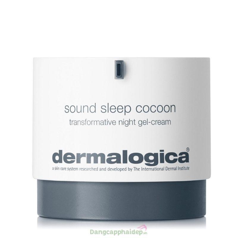 Dermalogica Sound Sleep Cocoon 50ml - Kem Dưỡng Phục Hồi, Chuyển Hóa Da Ban Đêm